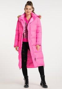 myMo - Winter coat - pink - 1