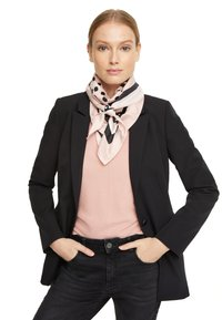 comma - Foulard - rosewood placed print - 3