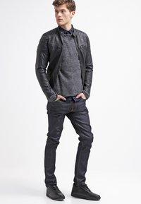 Nudie Jeans - LEAN DEAN  - Jeans slim fit - raw denim - 1