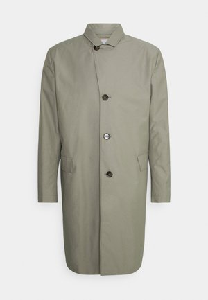 JULIUS STITCH - Trenchcoat - light grey