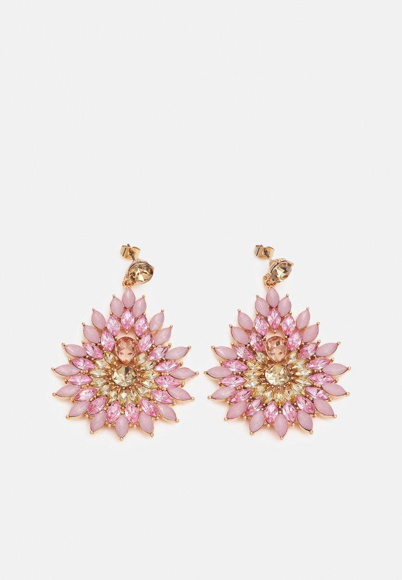 Fire & Glory - DARLING EARRINGS - Earrings - pink