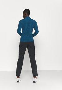 Salomon - OUTRACK PANTS  - Pantaloni - black - 2