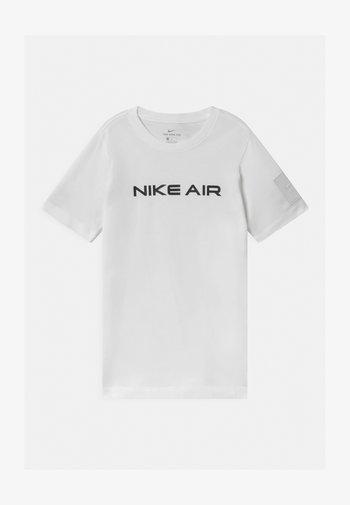 AIR - Print T-shirt - white