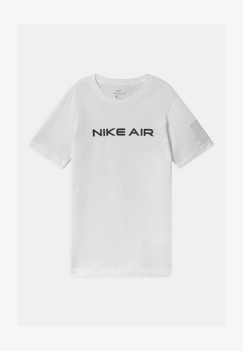 Nike Sportswear - AIR - T-shirts med print - white