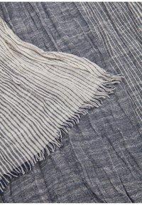 s.Oliver - Scarf - blue stripes - 4
