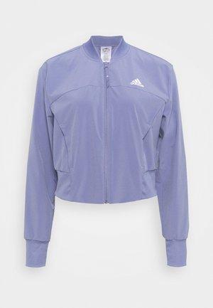 Training jacket - orbit violet
