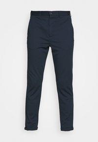 Lindbergh - SUPERFLEX PANTS - Trousers - dark blue - 4