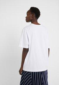 Love Moschino - Printtipaita - optical white - 2