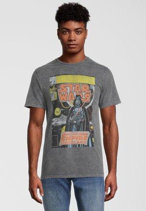 STAR WARS EMPIRE STRIKES BACK - T-shirt print - grau