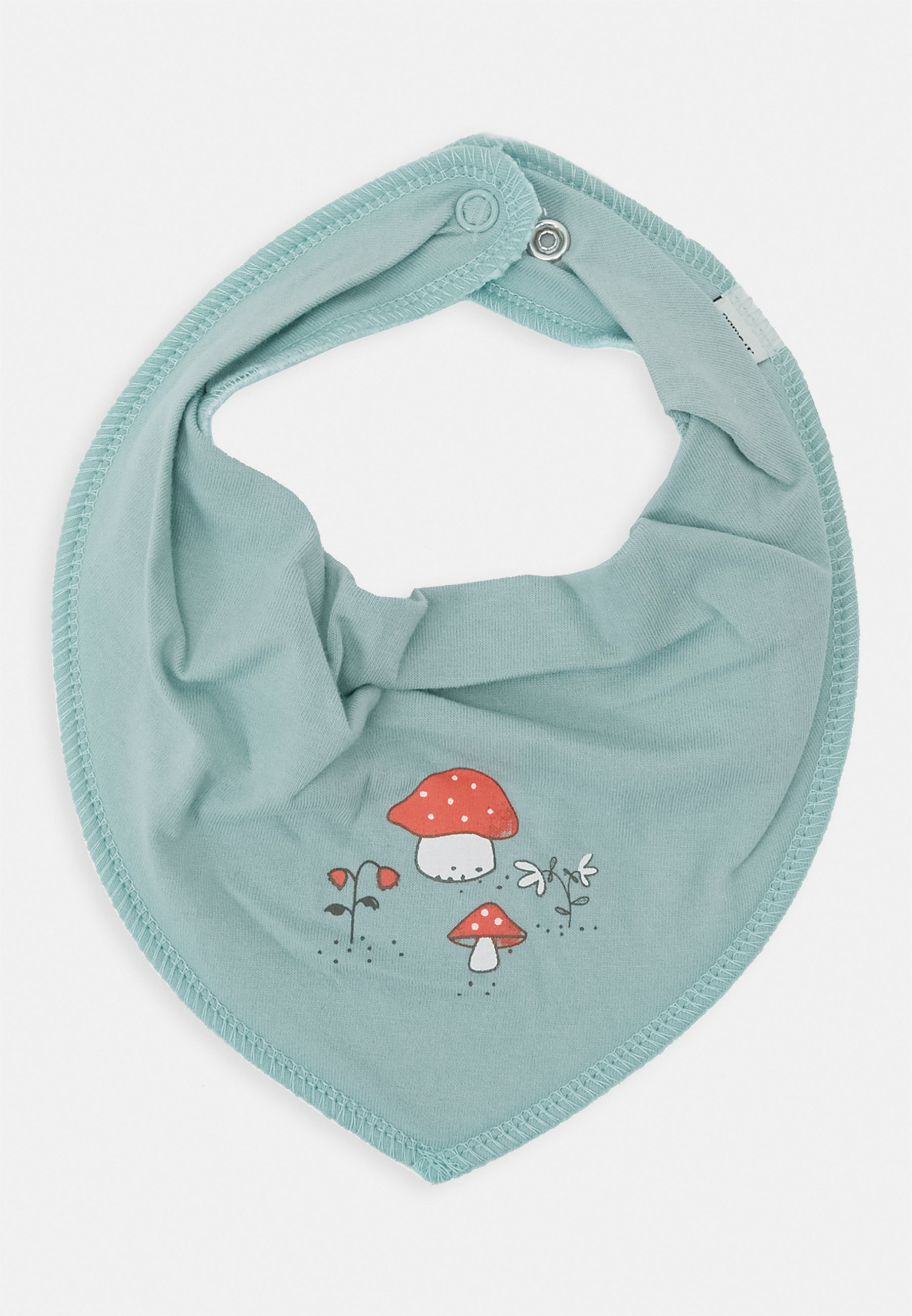 Name it NBFYVETTEKAIA SCARF BIB 3 PACK - Skjerf - blue haze/turkis KaZ5eXNrXl3HezW