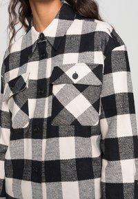 Opus - Summer jacket - black - 4