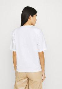 Stylein - JENNA - Jednoduché triko - white - 2