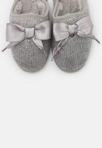 Tamaris - SABOT  - Slippers - light grey - 5