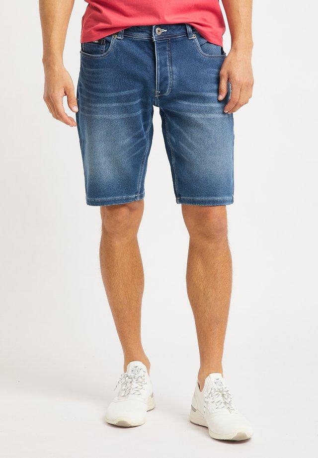 Shorts vaqueros - denim blue