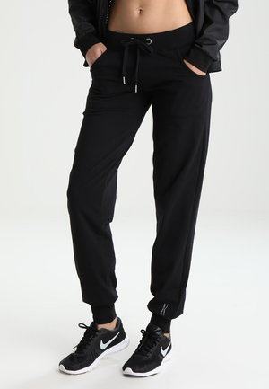 VALLEY TOR PANTS - Tracksuit bottoms - black
