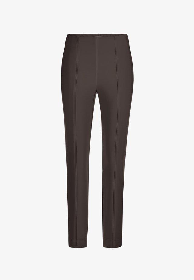 ISABEL-720 63713 HOSE THERMOJERSEY - Leggings - Trousers - braun