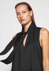 ARKET - DRESS - Vestito estivo - black dark - 5