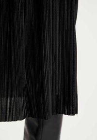 DeFacto - A-line skirt - black - 3