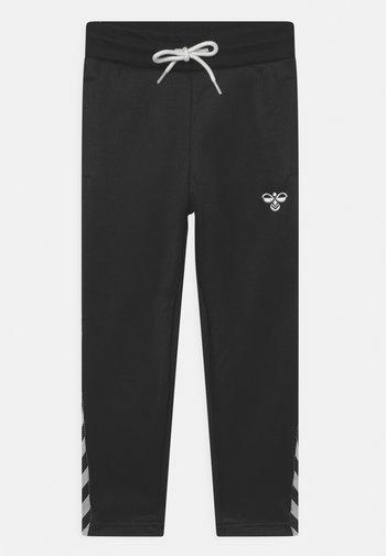 KICK PANTS UNISEX - Verryttelyhousut - black