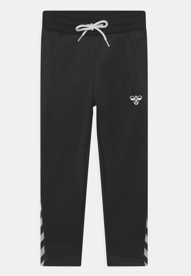 Hummel - KICK PANTS UNISEX - Spodnie treningowe - black
