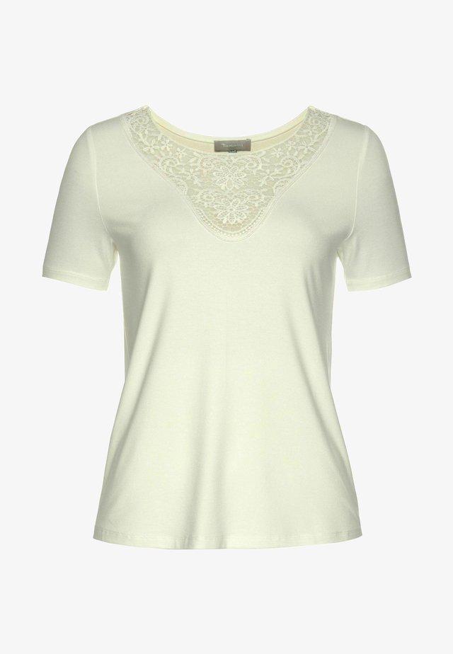 T-shirt basique - offwhite