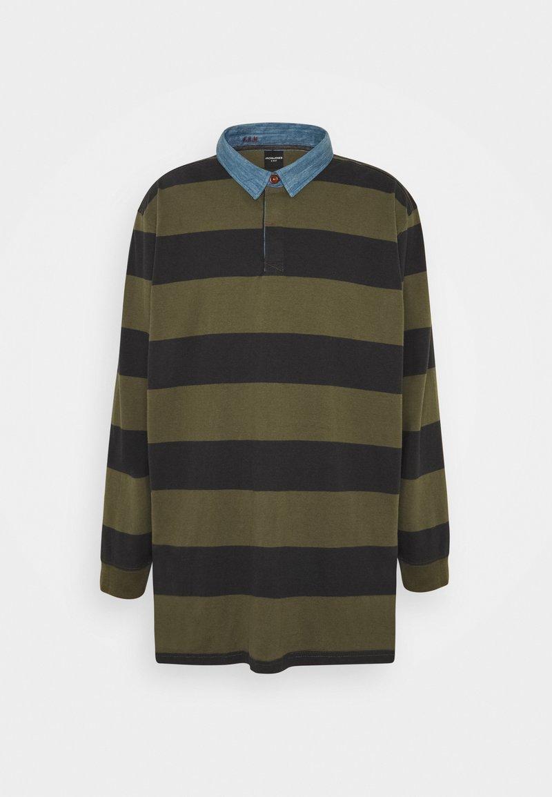 Jack & Jones - JPRCAYDEN - Polo shirt - olive night