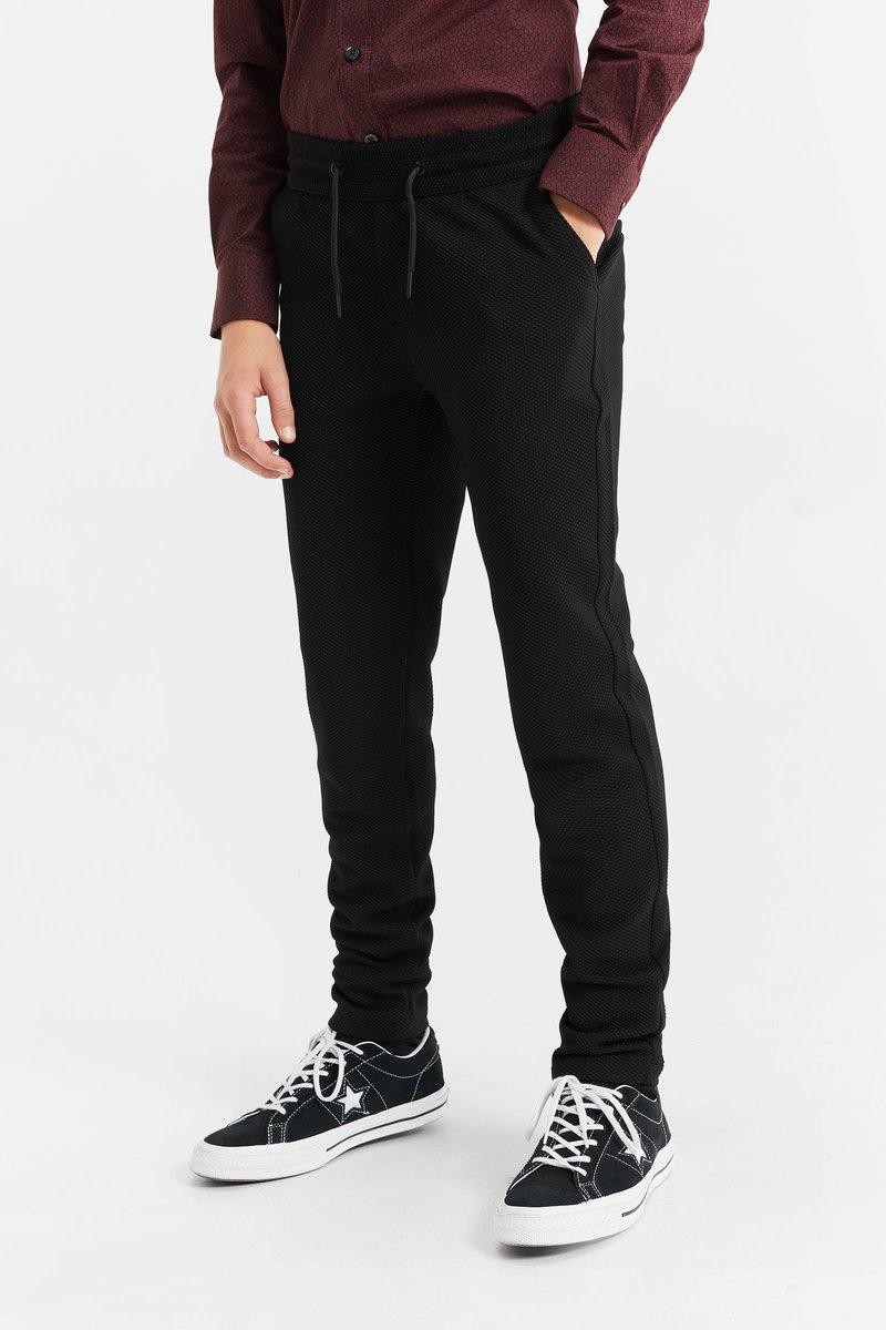 WE Fashion - Pantaloni - schwarz