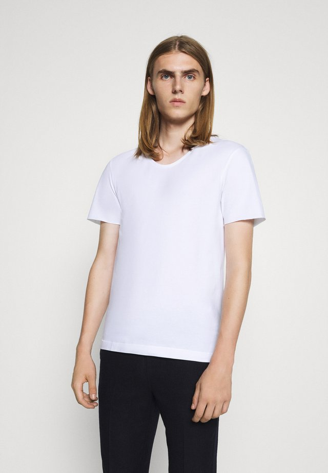 ERIK TEE - T-shirt basic - white