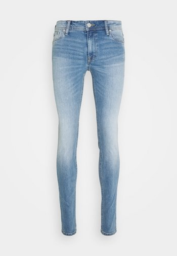 JJILIAM ORIGINAL  - Skinny džíny - blue denim