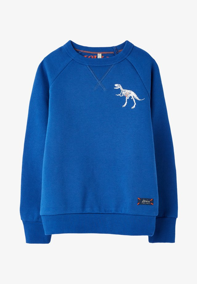 CLAYTON - Sweater - monaco blau