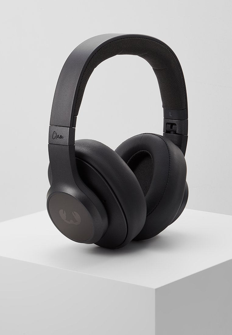 Fresh 'n Rebel - CLAM ANC WIRELESS OVER EAR HEADPHONES - Koptelefoon - storm grey