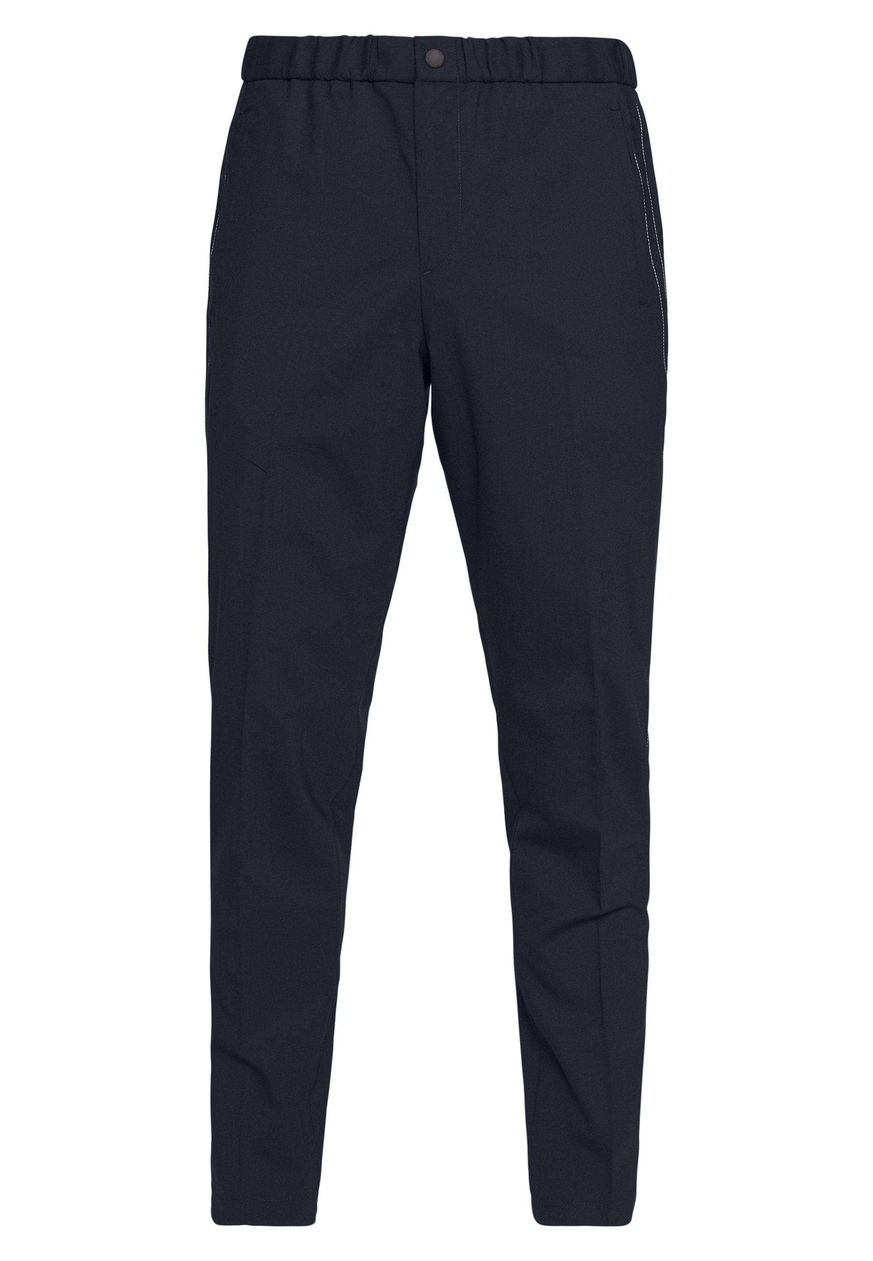 PS Paul Smith MENS ELASTICATED WAIST TROUSER - Pantalon classique - navy