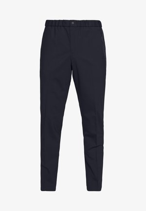MENS ELASTICATED WAIST TROUSER - Stoffhose - navy