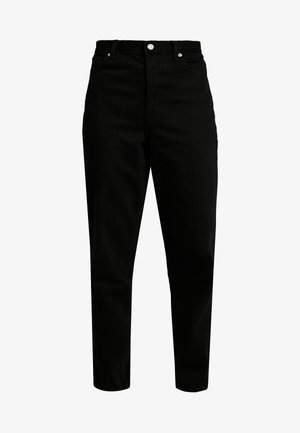 OVOID - Jeans baggy - black