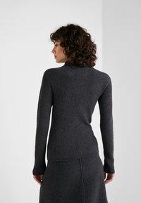 MAX&Co. - CORO - Sweter - dark grey - 2