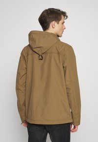 Napapijri - RAINFOREST SUMMER - Windbreaker - kangaroo brown - 2