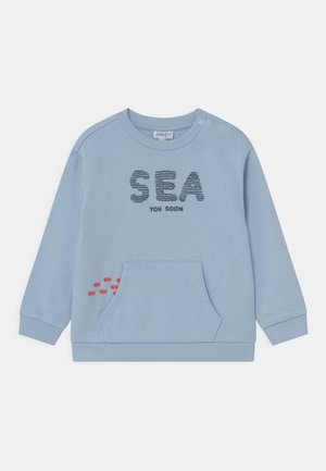 ROUND NECK - Sweatshirt - baby blue