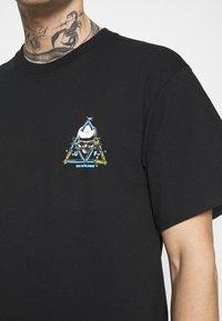 HUF - Print T-shirt - black - 4