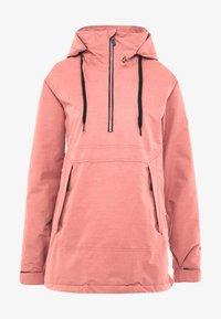 Volcom - FERN INS GORE - Snowboard jacket - mauve - 6