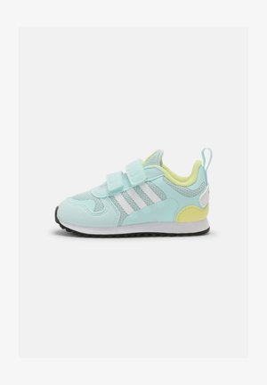ZX 700 HD UNISEX - Sneakers laag - halo mint/white/pulse yellow