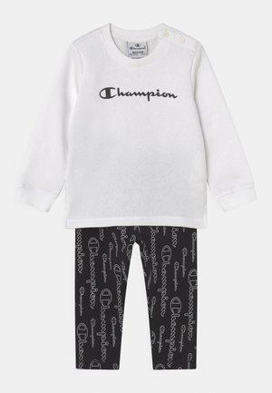 AMERICAN CLASSICS SET UNISEX - Trainingsanzug - white