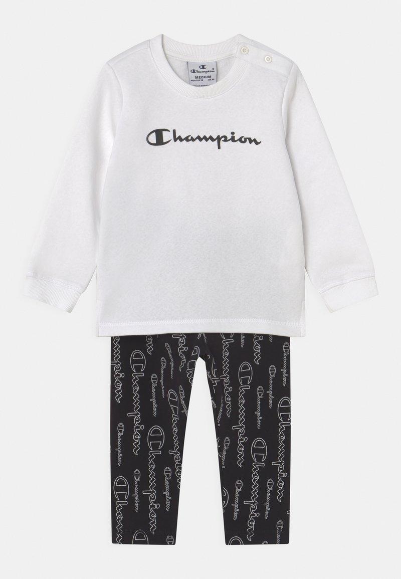 Champion - AMERICAN CLASSICS SET UNISEX - Tracksuit - white