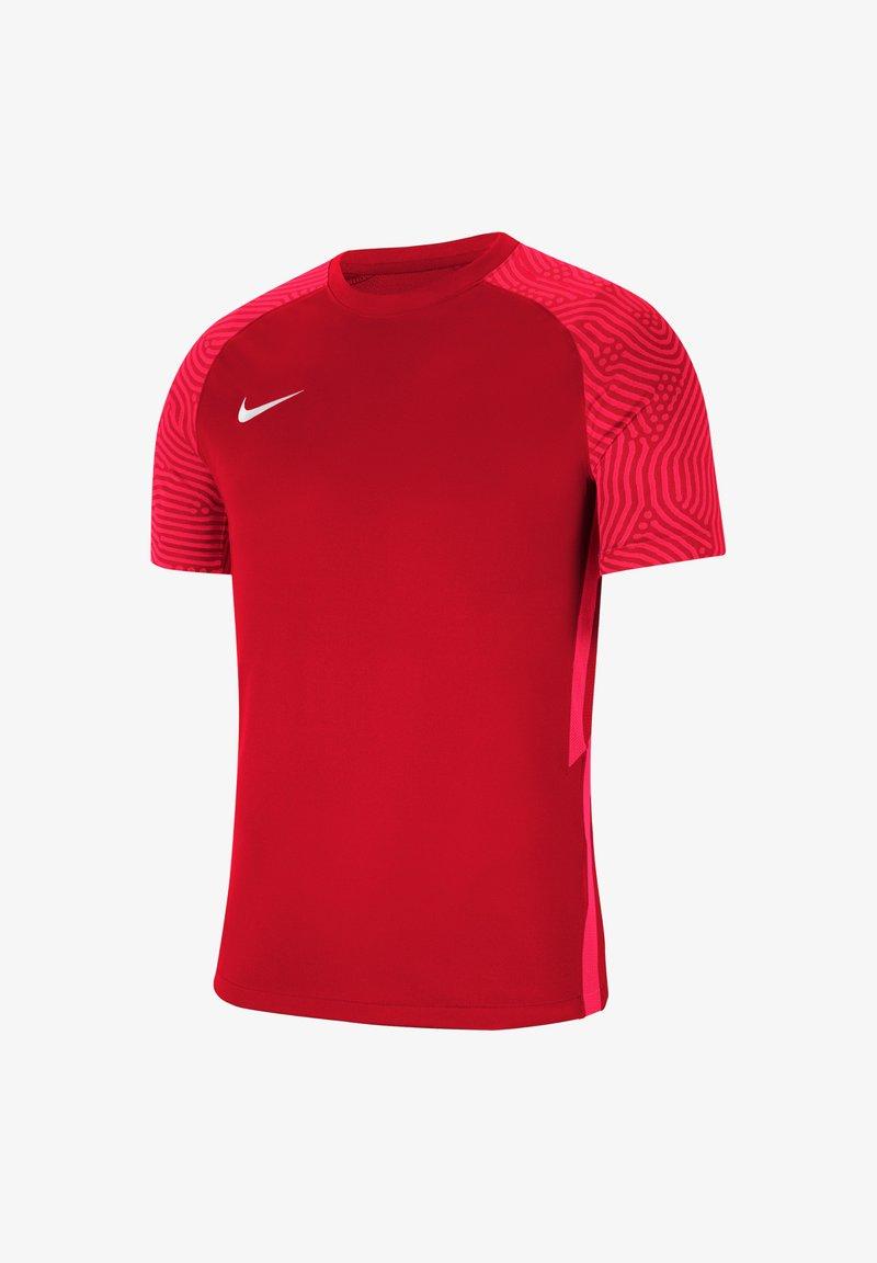 Nike Performance - Print T-shirt - rotweiss
