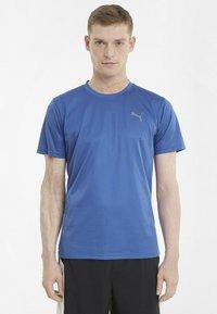 Puma - Basic T-shirt - star sapphire - 0