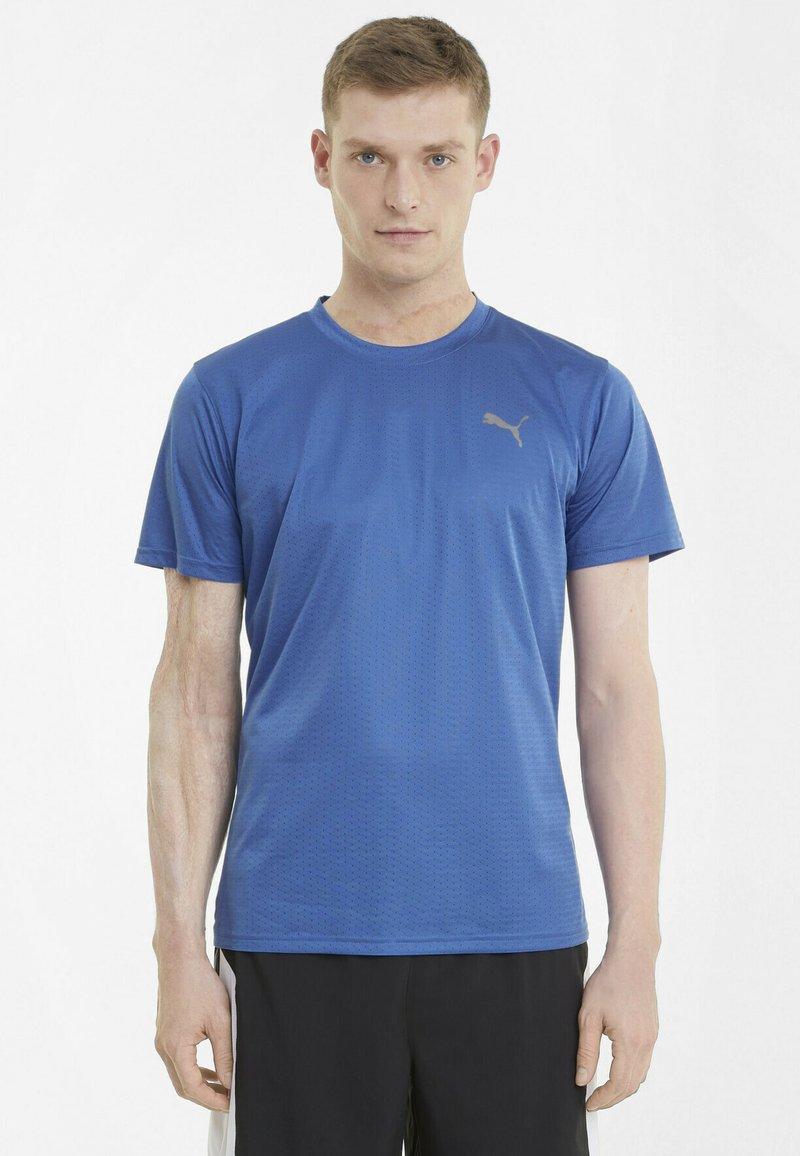 Puma - Basic T-shirt - star sapphire