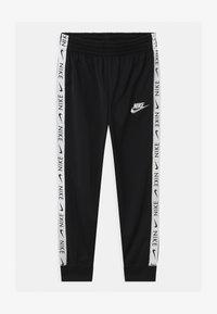 Nike Sportswear - SET - Tracksuit - black/white - 0