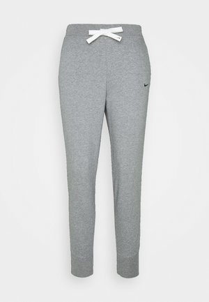 DRY GET FIT  - Tracksuit bottoms - carbon heather/smoke grey