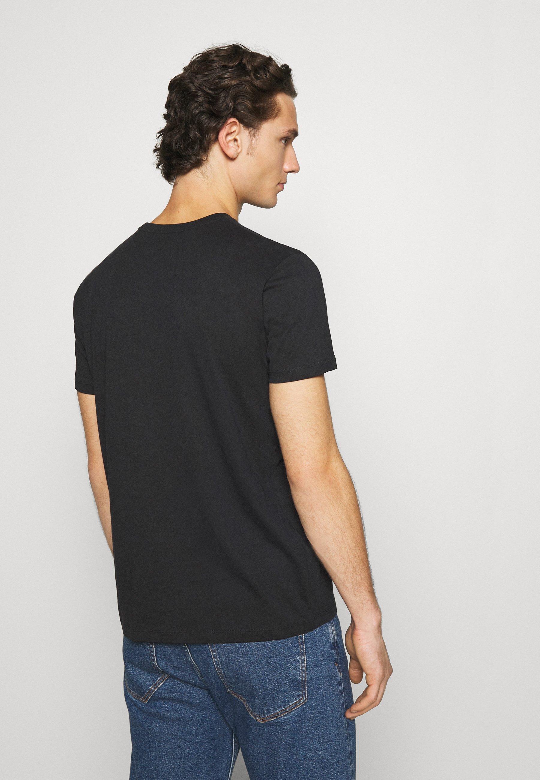 Esprit Print T-shirt - black YlBBK