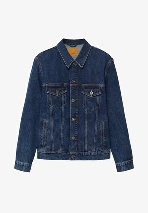 RYAN - Denim jacket - blu scuro