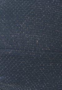 Seafolly - STARDUST TWIST BANDEAU - Bikini top - indigo - 7